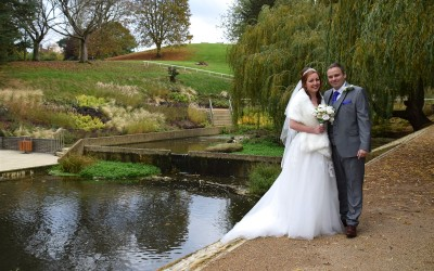 Congratulations Stacey and Scott
